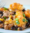 photo Simple Southwestern Casserole