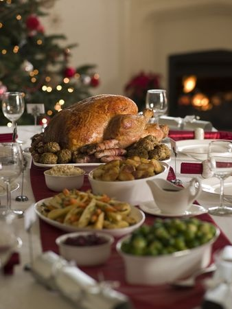 Step-by-step guide to preparing Christmas dinner